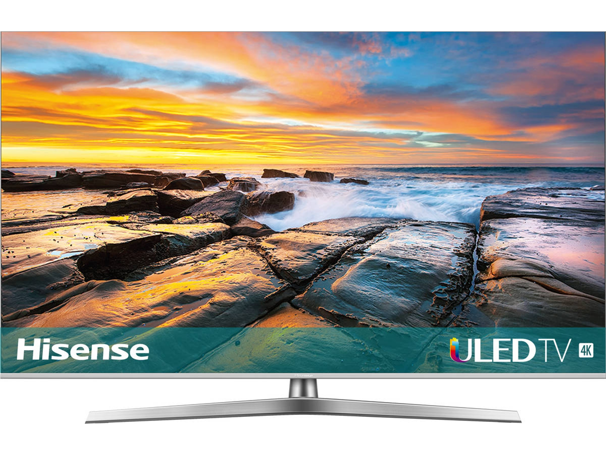 TV HISENSE 65U7B (LED - 65'' - 165 cm - 4K Ultra HD - Smart TV) | Worten.es