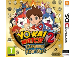 NINTENDO 3DS Yo-Kai Watch 2: Fleshy Souls