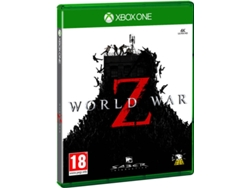Preventa Juego XBOX ONE World War Z