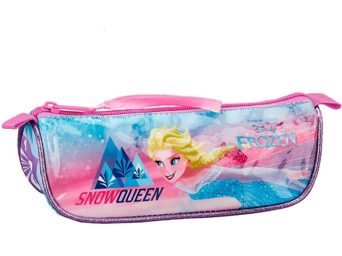 Estuche FROZEN Triangular (20x8x8.5cm)