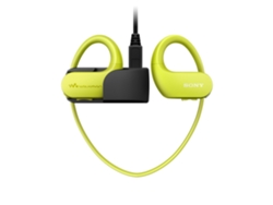 Lector MP3 Impermeable SONY NW-WS413G verde