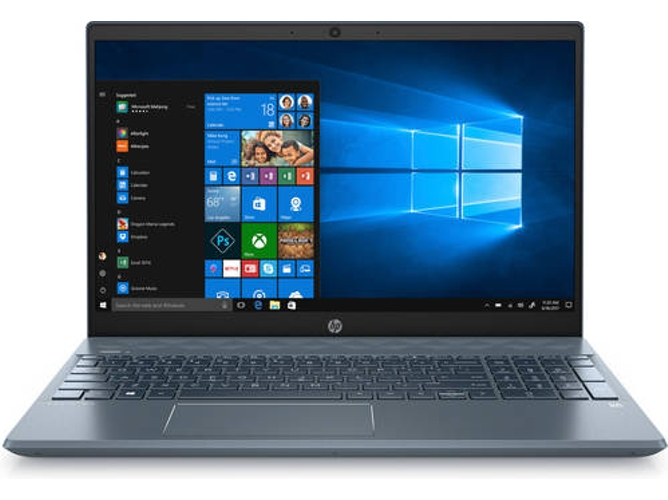 Portátil HP Pavilion 15-CS2001NS - 6EL86EA (15.6'' - Intel Core i5-8265U - RAM: 12 GB - 256 GB SSD - NVIDIA GeForce MX 130) — Windows 10 Home | Full HD