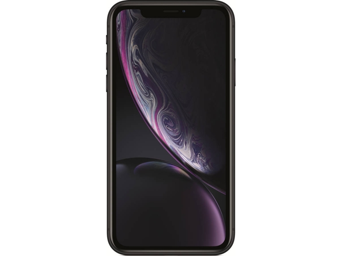 iPhone XR APPLE (6.1'' - 3 GB - 64 GB - Negro) — 3 GB RAM | Single SIM | 1 Cámara trasera