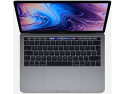 MacBook Pro 2019 APPLE Gris Espacial - MUHN2Y/A (13.3'' - Intel Core i5 - RAM: 8 GB - 128 GB SSD - Intel Iris Plus 645) — macOS | QHD