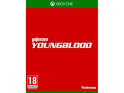 Preventa Juego XBOX ONE Wolfenstein Youngblood