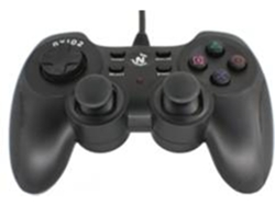 Gamepad con Cable NPLAY MB-8132 PC/PS3