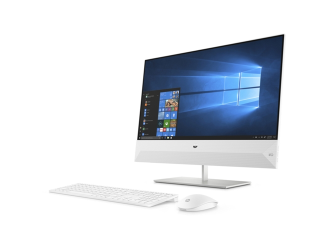 All in One HP 27-xa0031ns 7VL16EA (27'' - Intel Core i5-9400T - RAM: 8 GB - 512 GB SSD - NVIDIA GeForce MX230) — Windows 10 Home | Full HD