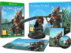 Preventa Juego XBOX ONE Biomutant Collector's Edition