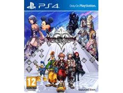 PS4 Kingdom Hearts HD 2.8 Final Chapter