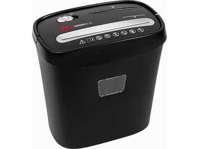 Destructora GEHA Home & Office X6 CD (6 Hojas - Capacidad: 23 L)