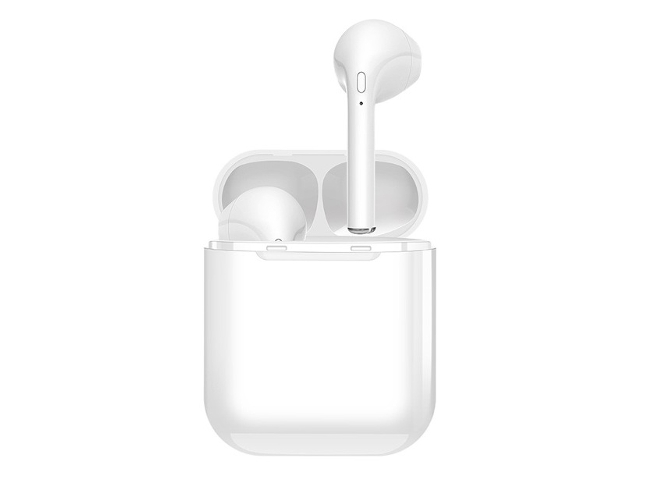 Auriculares Bluetooth True Wireless KLACK I10 MAX (In Ear - Blanco)