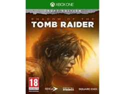 Xbox One Shadow Of The Tomb Raider Croft