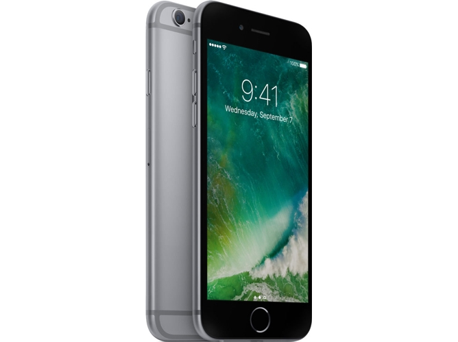 iPhone 6s APPLE (4.7'' - 2 GB - 32 GB - Gris Espacial) — 2 GB RAM | Single SIM | 1 Cámara trasera
