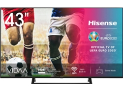 TV HISENSE 43A7300F (LED - 43'' - 109 cm - 4K Ultra HD - Smart TV) — TV & Series Streaming - Casual Gaming