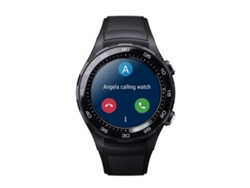 Smartwatch HUAWEI Watch 2 Sport 4G negro — Bluetooth 4.1 y Wi-Fi | 420 mAh | Android