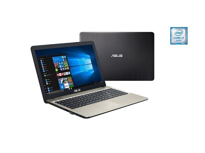 Portátil 15,6\'\' ASUS F541U-GQ1344T Negro (i7-7500U - 8 GB RAM - 1 TB HDD -  nVidia GeForce MX )