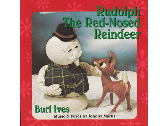 CD Burl Ives - Rudolph The Red-Nosed Reindeer