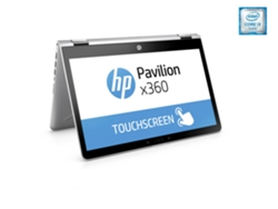 Portátil Convertible 2 en 1 - 14'' HP Pavilion X360 14-BA001NS (i3, RAM: 4 GB, Disco duro: 500 GB HDD)