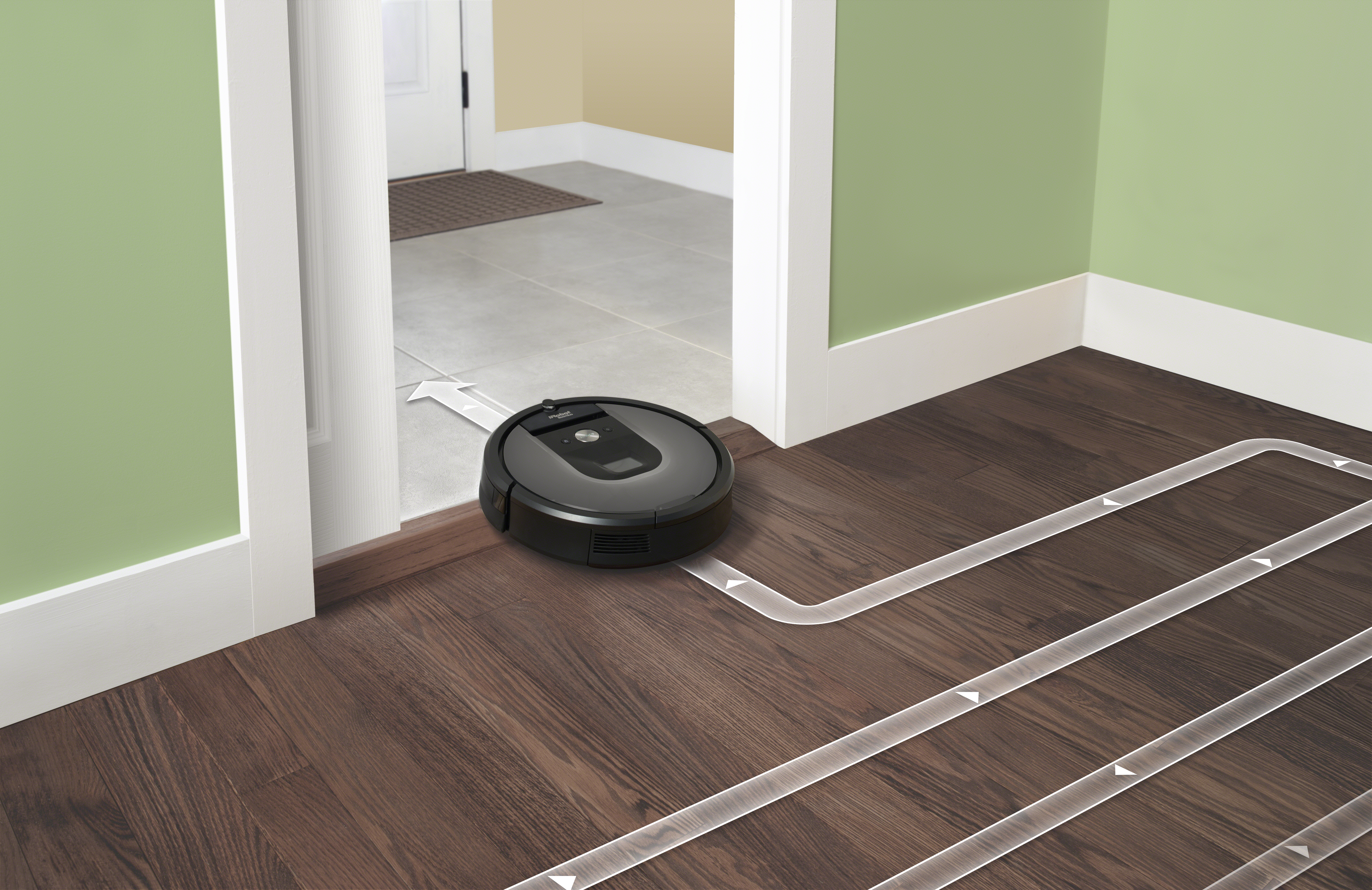 Aspirador-Robot-iRobot-ROOMBA-965 miniatura 4