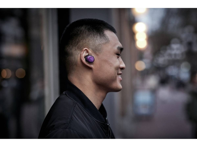 Auriculares Bluetooth BOSE (In ear - Micrófono - Morado) — In Ear