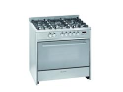 Cocina meireles g610x 4 fuegos encimera y horno de gas for Cocinas de gas ciudad