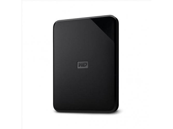 Disco Duro Externo WD Elements SE Portable (3 TB - 2.5'' - Negro)