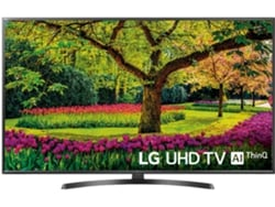TV LG 50UK6470 (LED - 50'' - 127 cm - 4K Ultra HD - Smart TV)