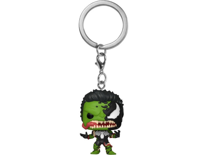 Marvel Venom//Hulk Pop