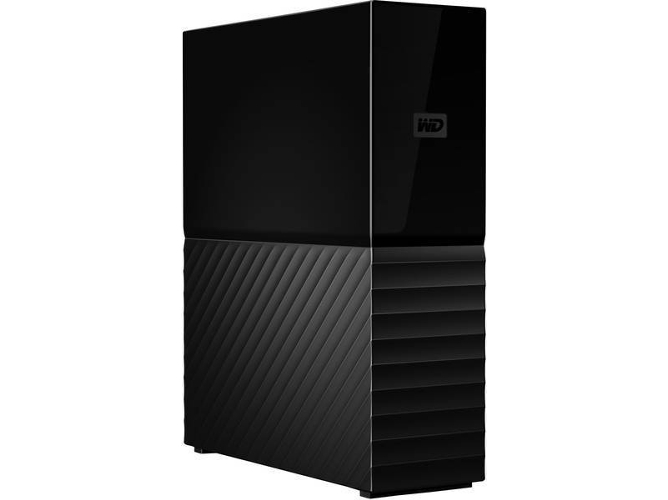 Disco HDD Externo WESTERN DIGITAL My Book V3 (12 TB - USB 3.0)