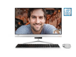 All in One 23'' LENOVO 520s-23IKU Plata