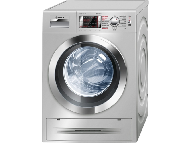 Colocar secadora encima lavadora excellent bosch wthes a for Muebles de cocina worten