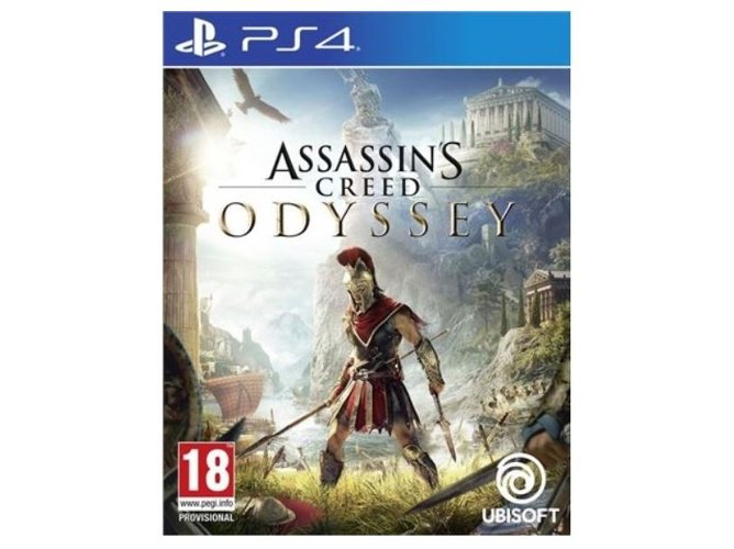Juego Ps4 Assassin S Creed Odyssey Worten