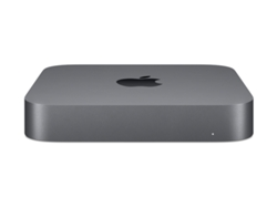 Mac Mini 2018 (Intel Core i7, RAM: 32 GB, Disco duro: 256 GB, Intel UHD 630) Gris espacial