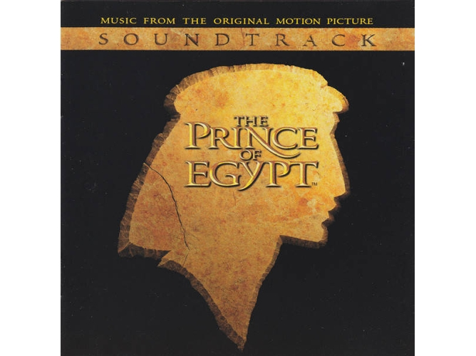 CD Hans Zimmer - The Prince Of Egypt (Music From The Original Motion Picture Soundtrack)