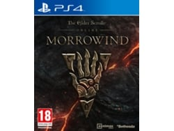PS4 The Elder Scrolls Online: Morrowind