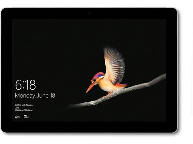 MICROSOFT Surface Go - MHN-00004 (10'' - Intel Pentium Gold 4415Y - RAM: 4 GB - 64 GB eMMC - Intel HD 615)