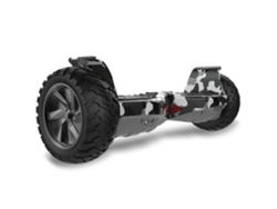Hoverboard RCB Hummer Off-Road con Bluetooth y App Camo