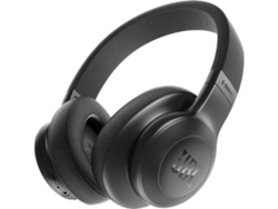 Auriculares Bluetooth JBL E 55 (Over ear - Micrófono - Atiende llamadas - Negro) — Over Ear