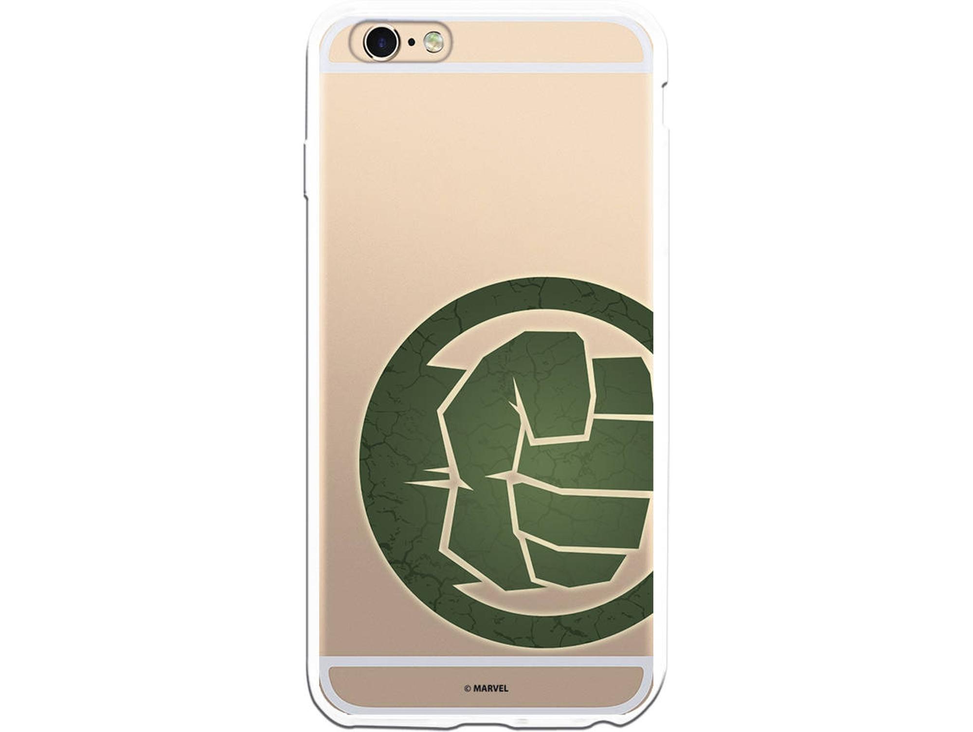funda iphone 6 hulk