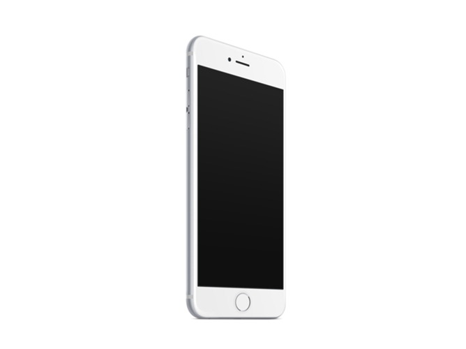 iPhone 6s Reacondicionado - APPLE Grado A (4.7'' - 2 GB - 64 GB - Plata) — Incluye solo cargador