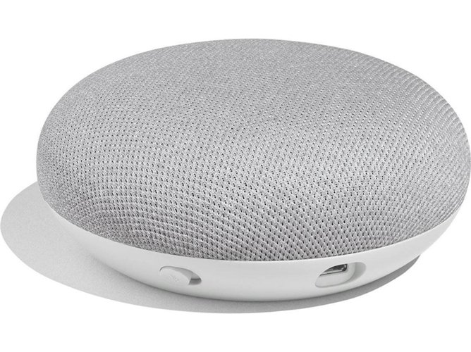Altavoz Smart GOOGLE Home Mini Tiza blanco — Bluetooth | Wi-Fi