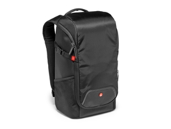 Mochila Advanced MANFROTTO Compact Negra — Nylon | Compatible com Sony A7