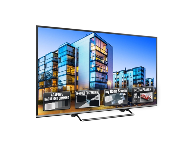 TV LED Smart Tv 49'' PANASONIC TX-49DS500E -Full HD, 400 Hz