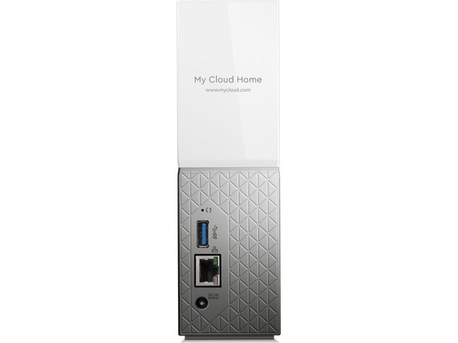 NAS WESTERN DIGITAL NAS My Cloud Home (6 TB) — 6 TB | USB 3.0
