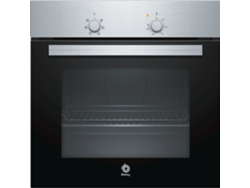 Horno BALAY 3HB1000X0 (71 L - 59.4 cm - Manual - Inox) — Multifunción | 71 L | A