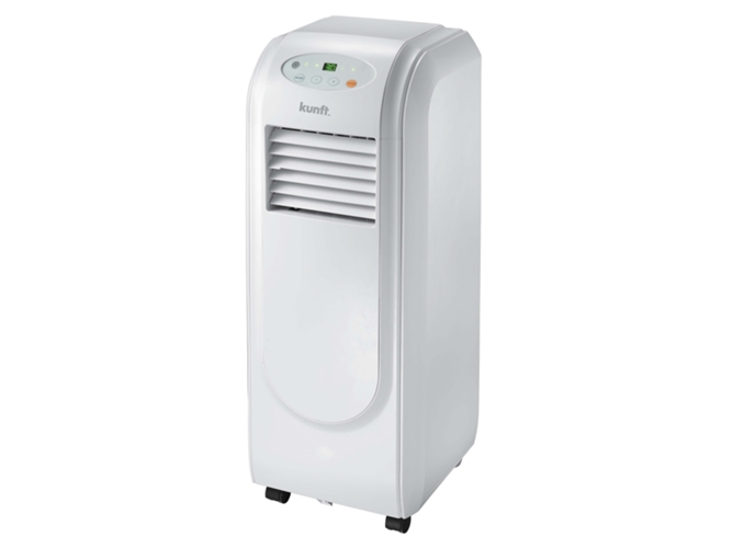 Aire acondicionado port til kunft 7btus kac2510 worten for Comparativa aire acondicionado portatil