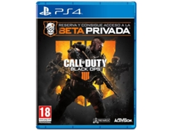 Juego PS4 Call of Duty: Black Ops 4
