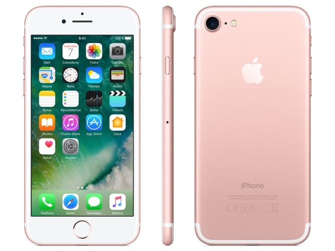 iPhone 7 APPLE 32 GB Oro rosa