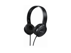 Auriculares con cable  PANASONIC RP-HF100ME-K negro