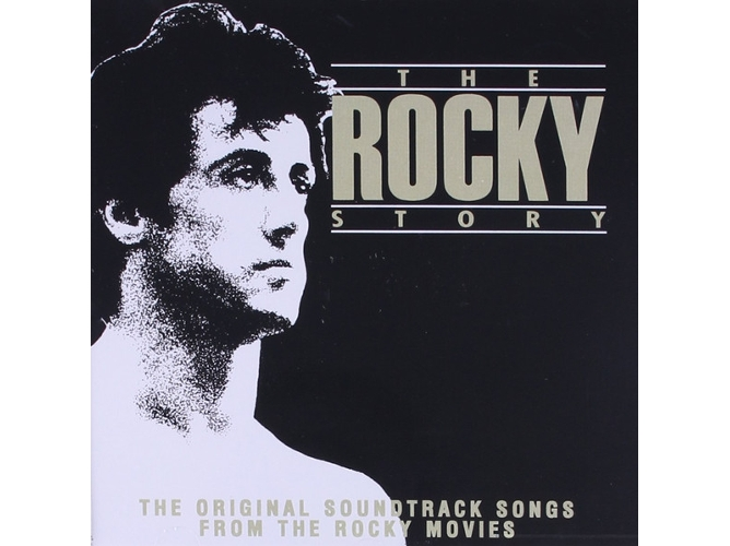 CD Varios - The Rocky Story
